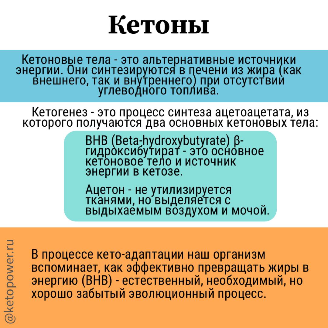 КЕТОНОВЫЕ ТЕЛА (КЕТОНЫ)