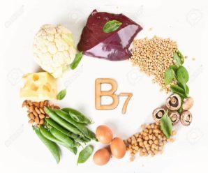 Витамин Б7 (биотин)