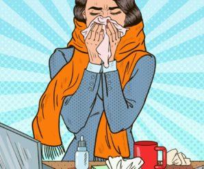 Кето и грипп