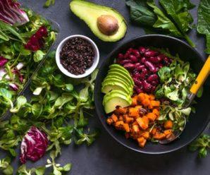 Виды кетодиеты: кето вегетарианство